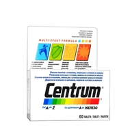 CENTRUM A-Z LUTEIN 60 tableta