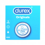 DUREX CLASSIC 3KOM