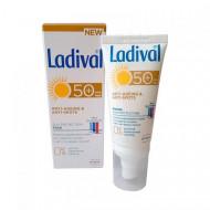 Ladival Anti-ageing & anti-spots krem gel 50+ spf za kožu lica (protiv pigmetacijskih fleka)