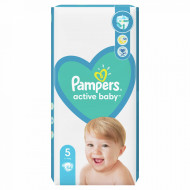 PAMPERS 5 JUNIOR 11-18KG 54KOM