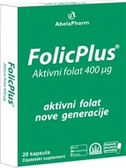 FOLIC PLUS 20 KAPSULA