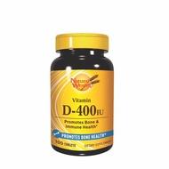 Natural Wealth D-400  100 tableta