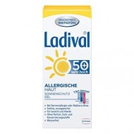 LADIVAL ALLERGY GEL ZA LICE SPF50