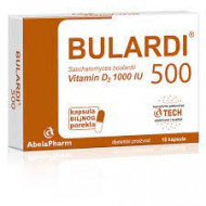 BULARDI 500 PLUS VITAMIN D
