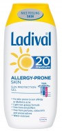 LADIVAL ALLERGY GEL SPF20