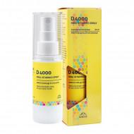 NordAid Vitamin D3 4000 IU - 200 doza