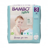 PELENE BAMBO 3 4-8kg 28kom