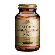 SOLGAR Kalcijum, magnezijum plus cink  100 tableta
