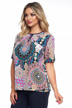 Bluza multicolora