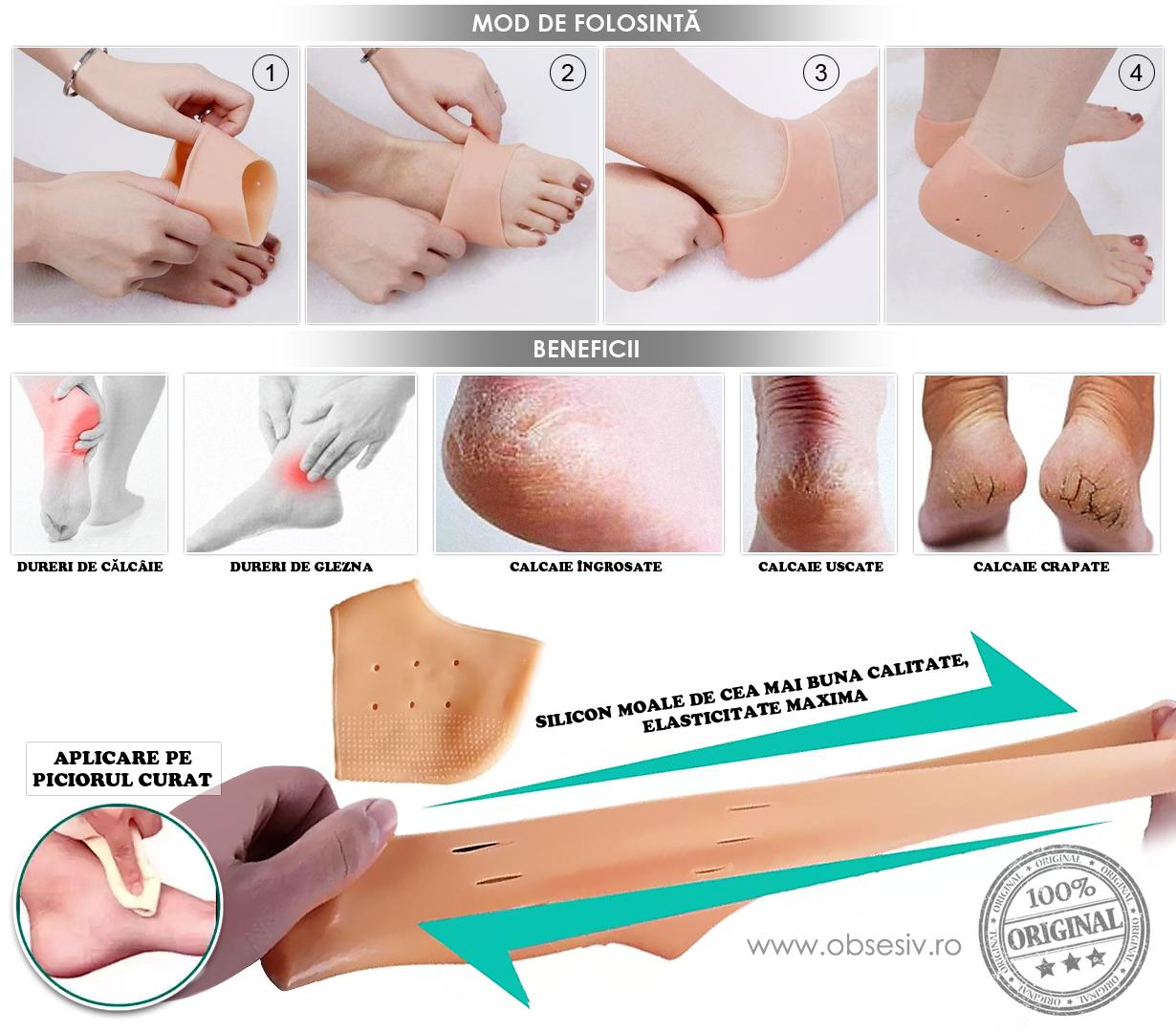 tratarea degetelor de la picioare crăpate)
