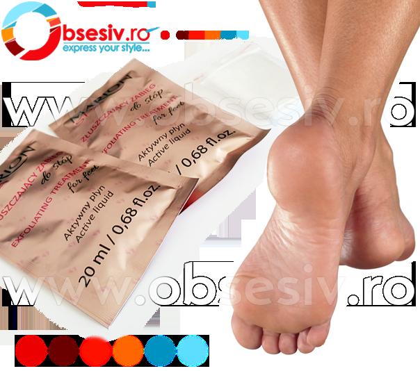 Descuamarea pielii de pe picioare