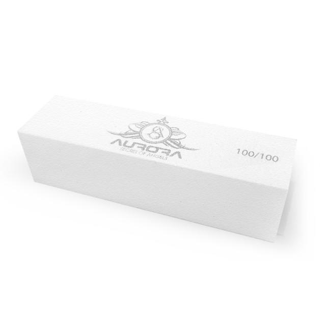 Buffer Unghii Aurora Secret, Granulatie 100/100 imagine produs