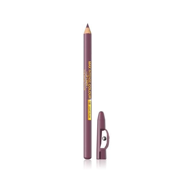 Creion Contur Buze, Eveline Max Intens Colour 18 Light Plum imagine produs