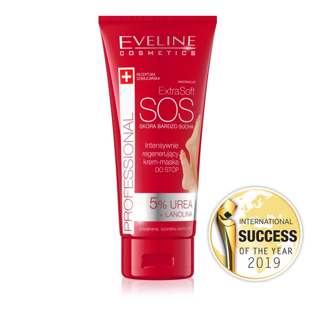 Crema Extra SOS Regenerare Picioare 5% Uree si Lanolina imagine produs