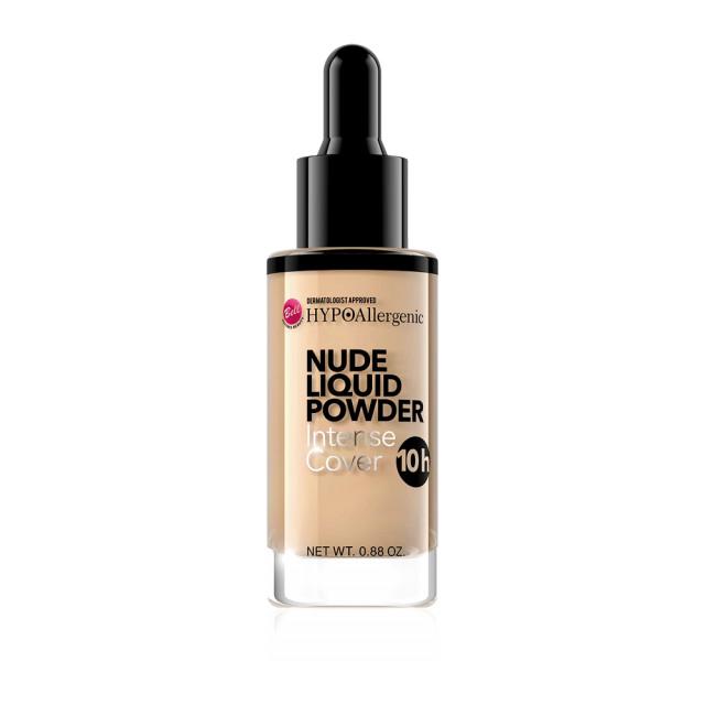 Fond De Ten HYPOAllergenic Bell Nude Liquid Powder 04 imagine produs