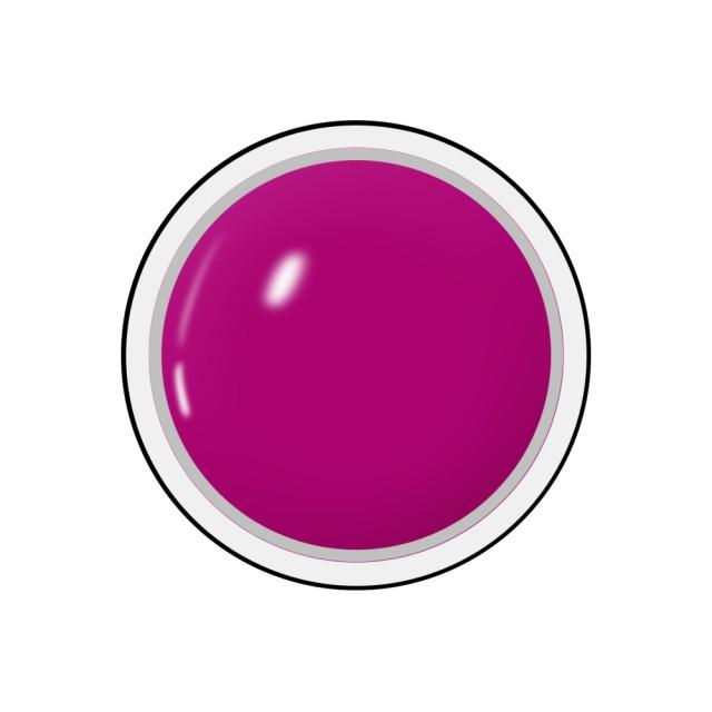 Gel colorat unghii Royal Femme DEEP FUCHSIA (Geluri Profesionale Unghii) imagine produs