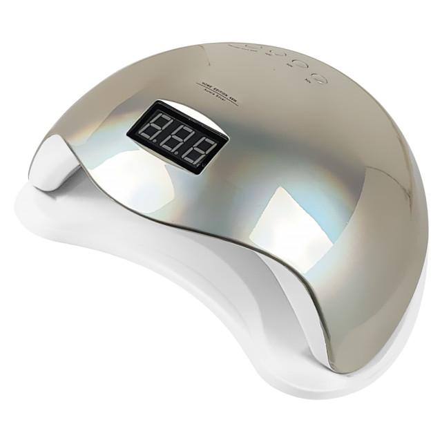 Lampa LED/UV 48Watt cu Aprindere Automata la Senzor, Gray Saphire imagine produs