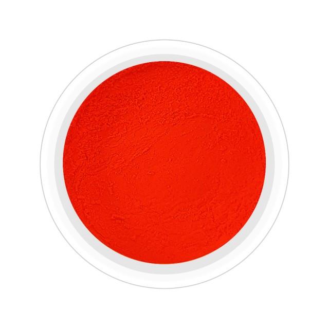 Pigmenti Geluri, Culoare Orange NEON, Pigmenti Colorati Manichiura - Unghii imagine produs