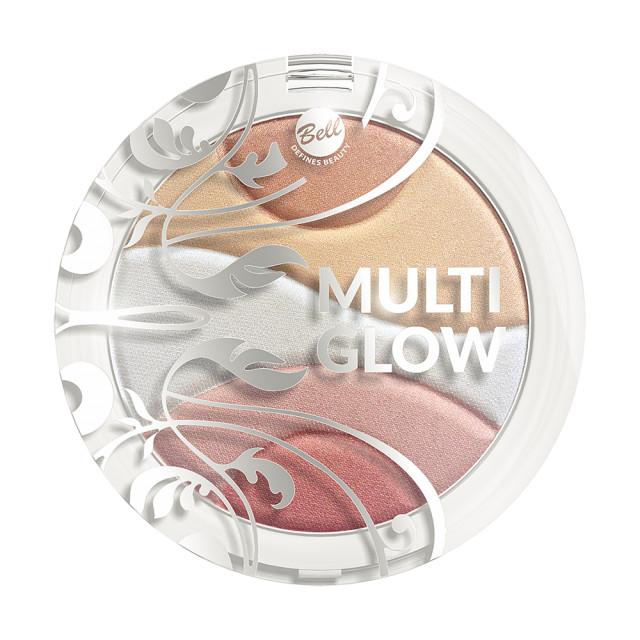 Pudra Iluminatoare Bell Multi Glow Editie Limitata No 1 imagine produs