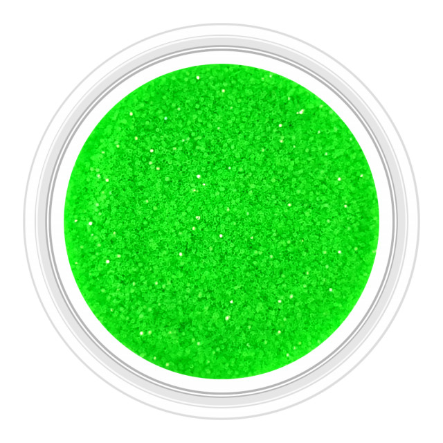 Sclipici Unghii Neon Culoare Rosu Cod SN-03 imagine produs