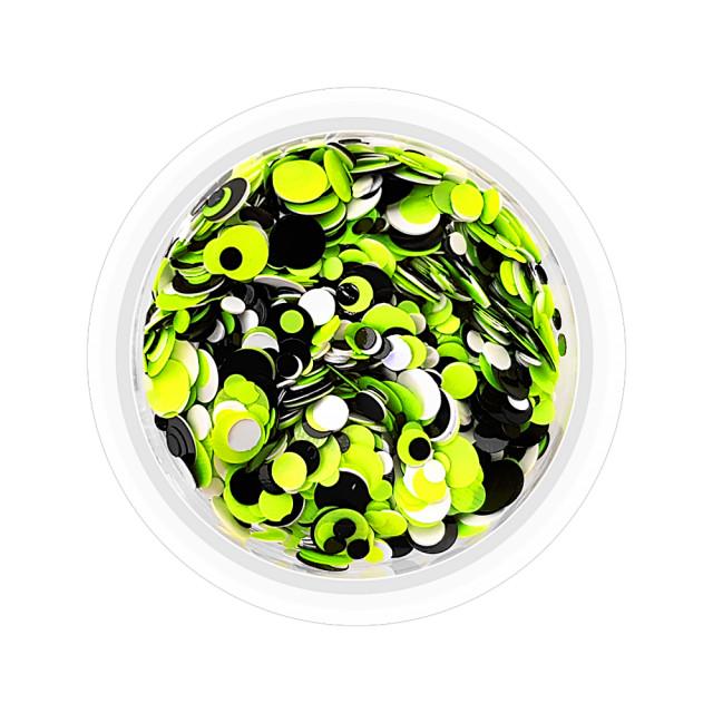 Confetti Unghii Multicolore Cod CU-VAN, Accesorii Nail Art imagine produs