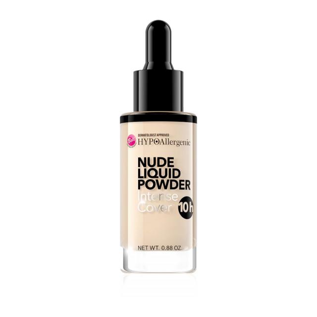 Fond De Ten HYPOAllergenic Bell Nude Liquid Powder 01 imagine produs