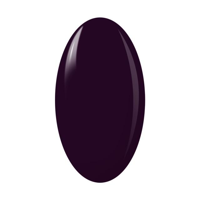 Oja Semipermanenta One Step Color, Exclusive Nails, Cod 10, Cantitate 5ml, Culoare Mov Vanata imagine produs