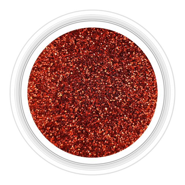 Sclipici Unghii Culoare Rosu Ruginiu Cod 36 imagine produs
