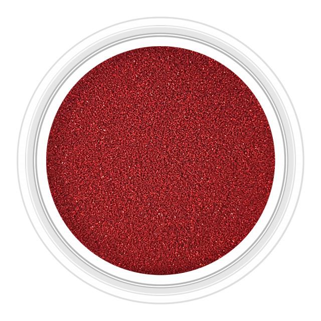 Sclipici Unghii Efecu Holografic Culoare Rosu Visiniu Cod SH-7, Accesorii Nail Art imagine produs
