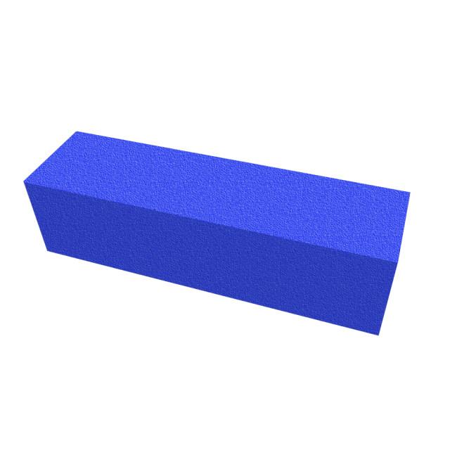 Buffer Unghii Granulatie 150/150, Albastru imagine produs