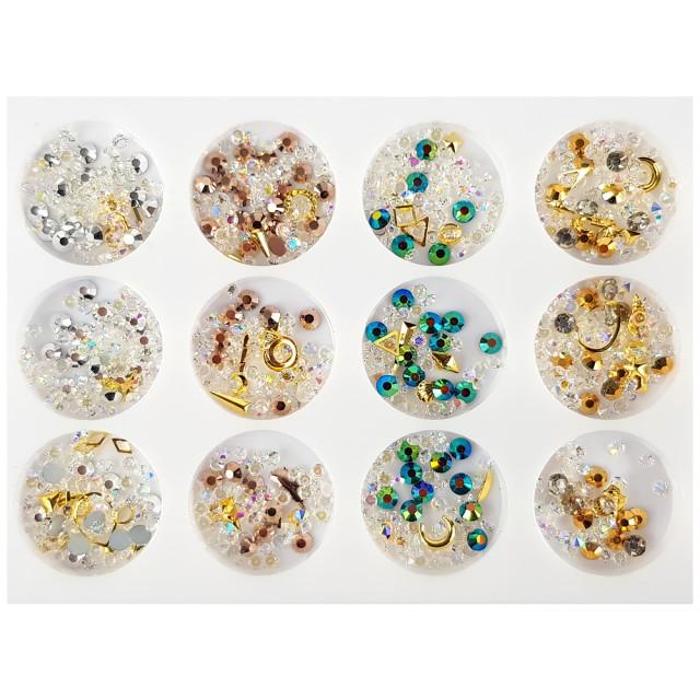 Decoratiuni Unghii Set Mixt, No 82604 imagine produs