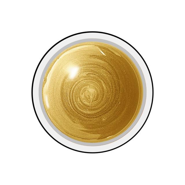 Gel colorat unghii Royal Femme RETRO GOLD (Geluri Profesionale Unghii) imagine produs