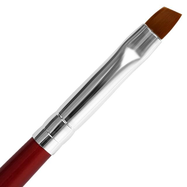 Pensula Gel One Stroke, Miley, Nr.6 imagine produs
