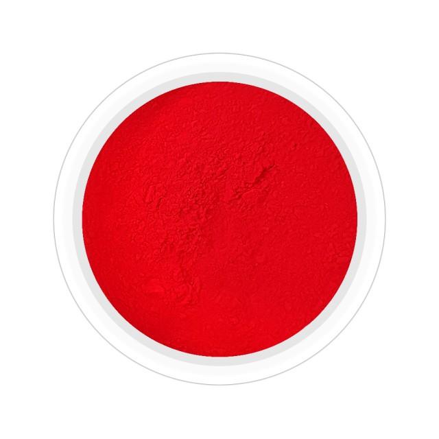 Pigmenti Geluri, Culoare Rosu NEON, Pigmenti Colorati Manichiura - Unghii imagine produs
