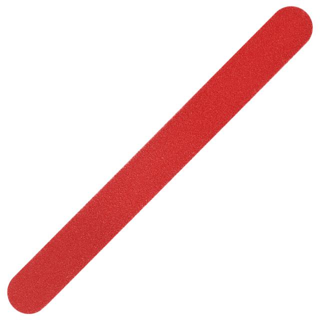 Pila Unghii Dreapta, Granulatie 100/100, Model 'Red Fire' imagine produs