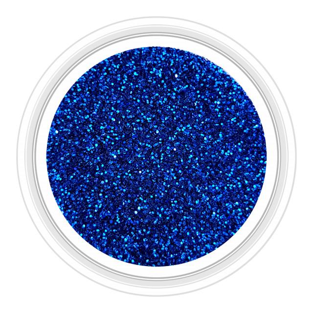Sclipici Unghii Culoare Albastru Ultramarin Cod 23 imagine produs