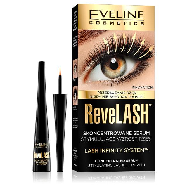Ser Concentrat Stimulant al Genelor Eveline Cosmetics ReveLASH imagine produs
