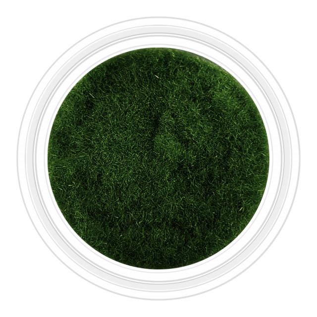 Catifea Unghii Decorativa Culoare Verde Crom, Cod C-V25 imagine produs