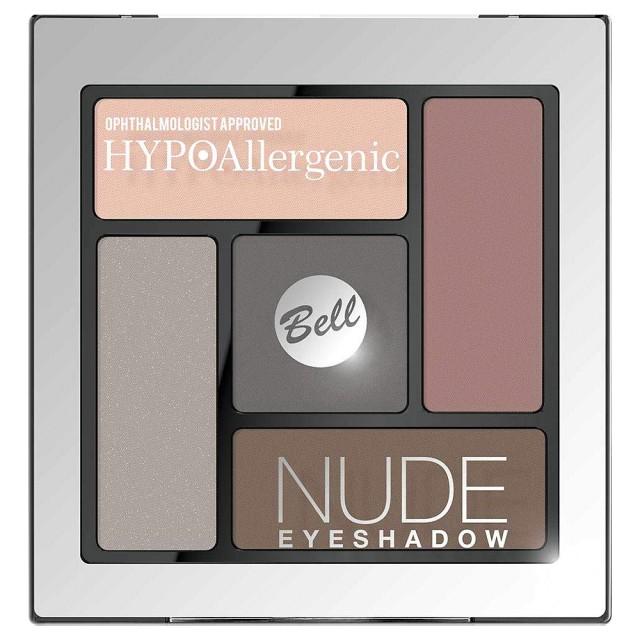 Fard Pleoape Nude, Bell HypoAllergenic, No 01 imagine produs
