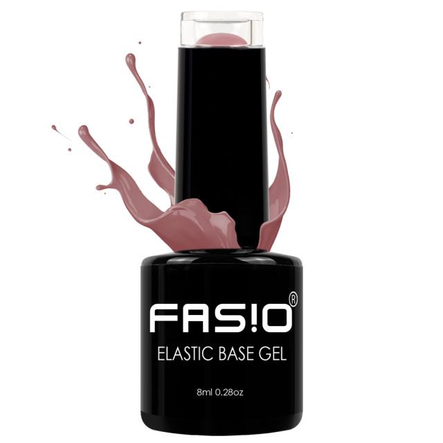 Oja Semipermanenta Elastic Base Gel Fasio No. 06 imagine produs