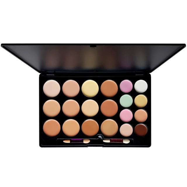 Paleta MakeUp, 20 Culori Anticearcan imagine produs