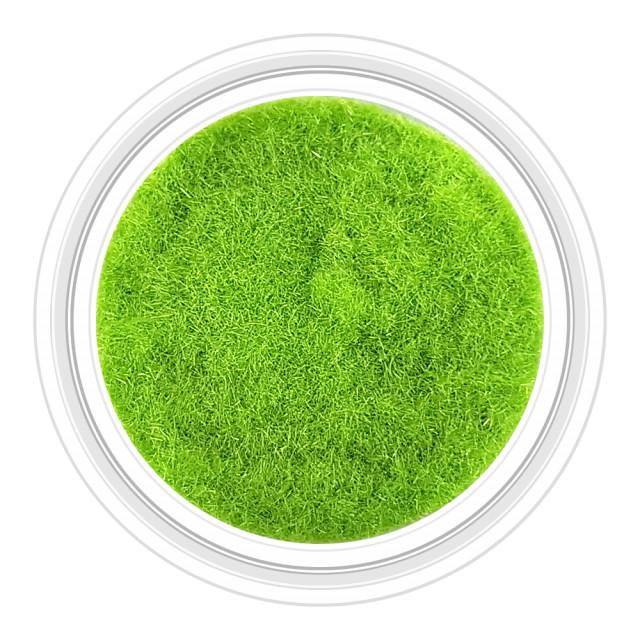 Catifea Unghii Decorativa Culoare Verde Brotacel, Cod C-V26 imagine produs