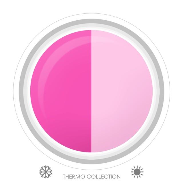 Geluri Thermo Colorate - MAGENTA > WHITE (Geluri Colorate Thermocrome) imagine produs