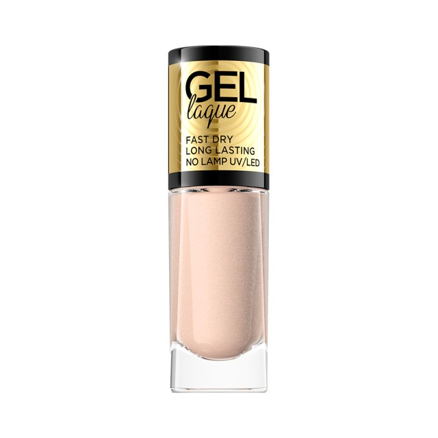 Lac Unghii Eveline Cosmetics Gel Laque, No 01 imagine produs