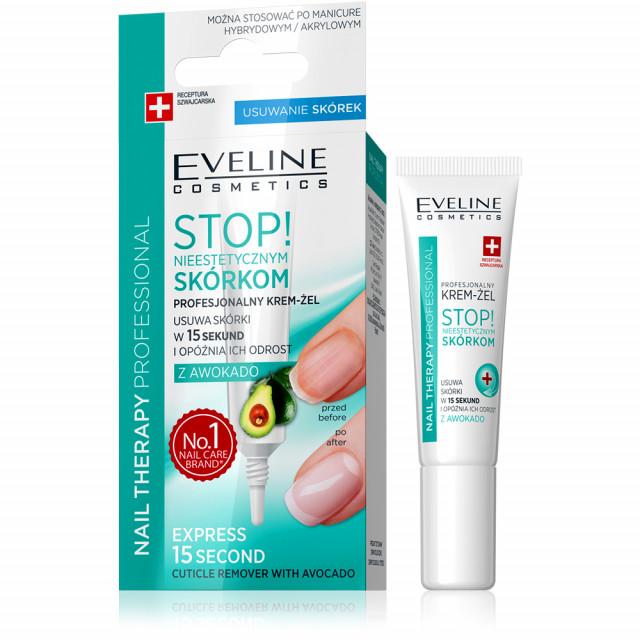 Tratament Profesional Indepartarea Cuticulelor Crescute in Exces Eveline Cosmetics imagine produs