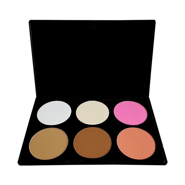 Trusa Machiaj pentru Contur cu 6 Culori Diferite imagine produs