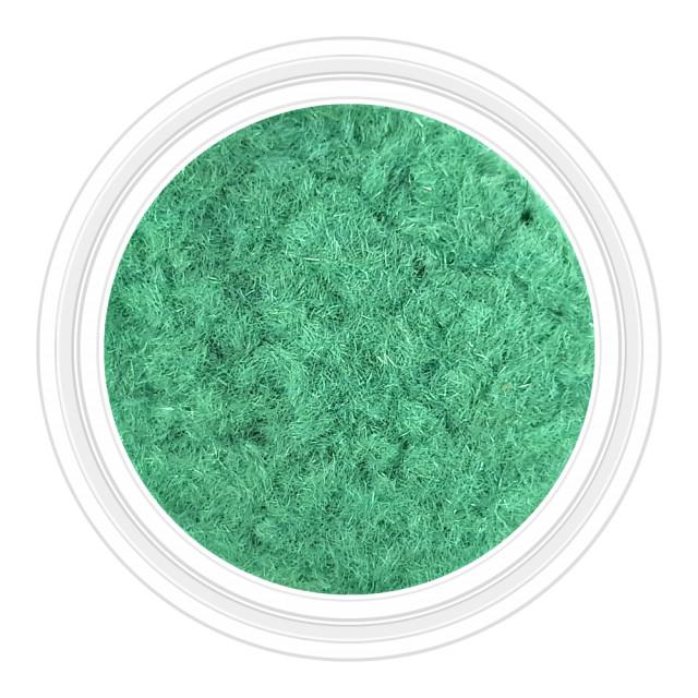 Catifea Unghii Decorativa Culoare Verde, Cod C-V31 imagine produs
