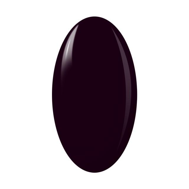 Oja Semipermanenta One Step Color, Exclusive Nails, Cod 41, Cantitate 5ml, Culoare Purpuriu Intunecat imagine produs