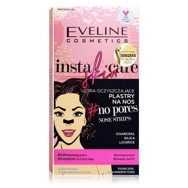 Plasturi Ultra-Purificatori Curatare Puncte Negre Nas Eveline Cosmetics Insta Skin Care imagine produs