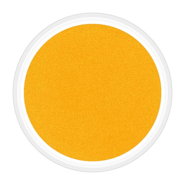 Pudra Acrilica Color Galben Crom, Cod 02 imagine produs